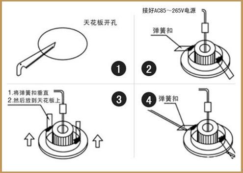 四川照明设备华辉照明LED筒灯,COB筒灯光效均匀、柔和,无眩光。