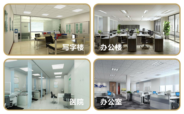 四川照明设备LED灯盘应用场景