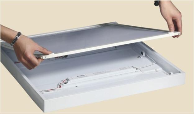 四川照明设备灯盘细节