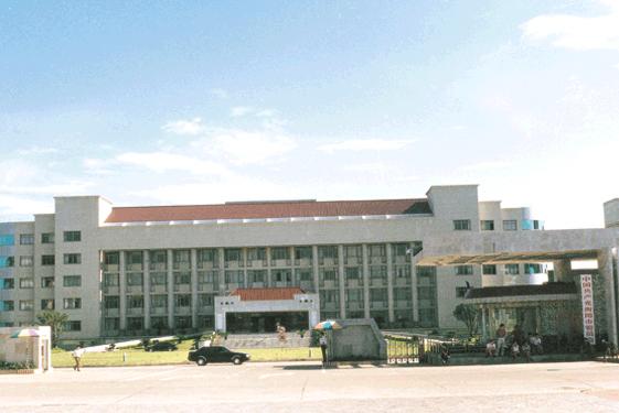 湖南衡阳市委办公楼