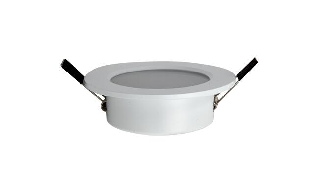 LED 2.5寸 3W超薄贴片筒灯 开孔86mm  黄光/白光/中性光