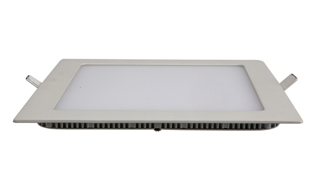 20W 超薄LED面板灯 方形 开孔225x225mm 白光中性光黄光
