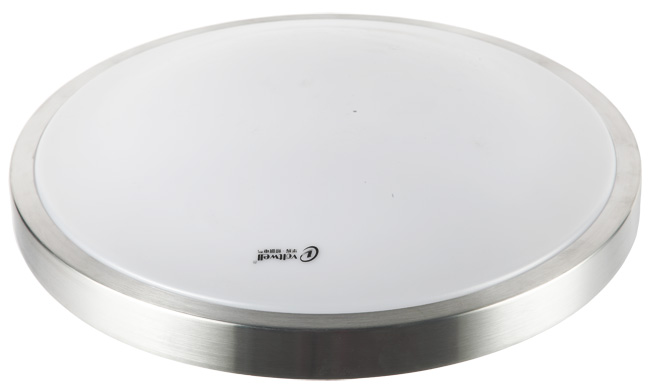 LED 21W 圆形铝吸顶灯 尺寸Φ350x100mm 3000K/6400K