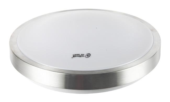 LED  15W 圆形铝吸顶灯  尺寸Φ300x95mm 3000K/6400K