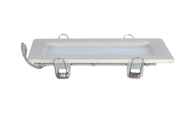 12W 条形压铸 LED面板灯 开孔180x90mm 白光中性光黄光