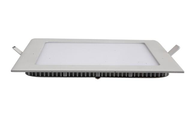 15W  超薄LED面板灯 方形 开孔180x180mm 白光中性光黄光
