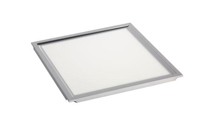12W LED集成吊顶面板灯 300x300mm 白光中性光黄光