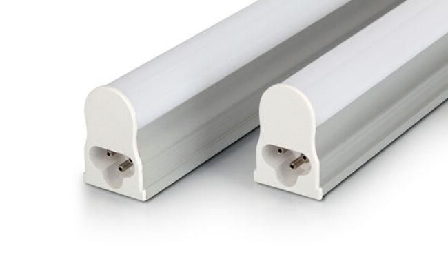 T5 7W LED 一体化支架 600mm 高亮/白光/中性光/黄光