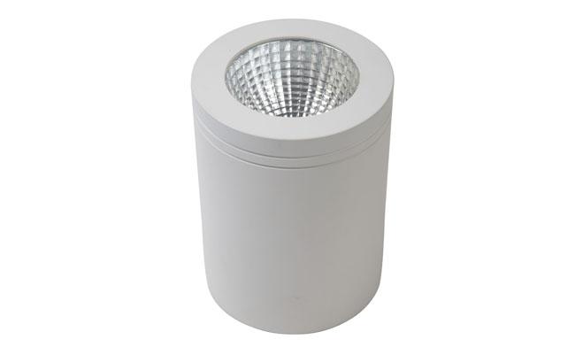 LED 9W COB明装筒灯2.5寸 开孔105X104mm白光/黄光/暖白