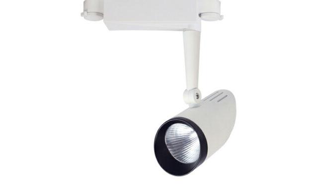 华辉照明LED 15W COB轨道射灯系列