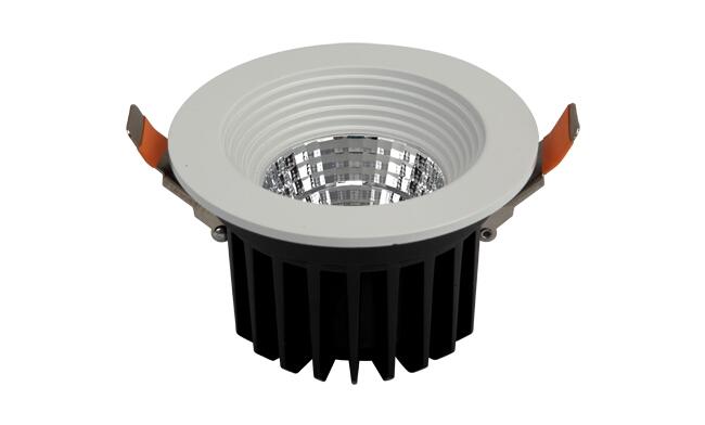 LED 15W COB深孔防眩筒灯 开孔110mm  黄光/白光/中性光
