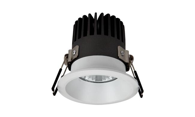 LED 7W酒店射灯 可调开孔76mm 黄光中性光白光