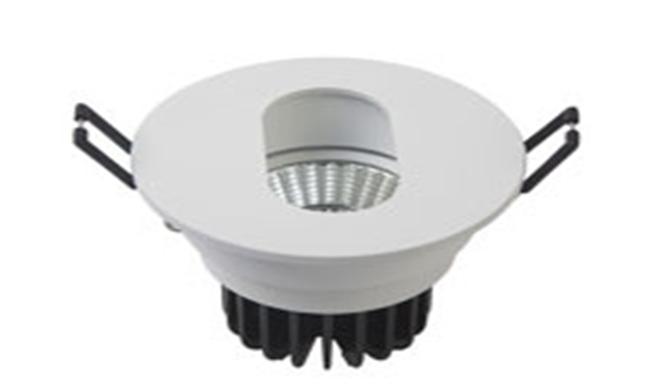 LED 7W  COB椭圆孔酒店嵌灯可调 开孔80mm 黄光白光中性光