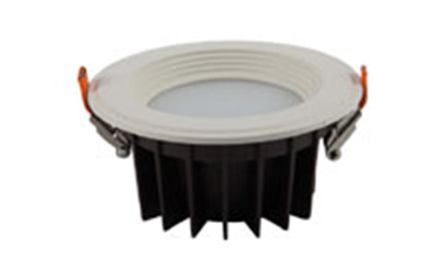 LED 4寸9W贴片防雾筒灯开孔115mm 黄光/白光/中性光