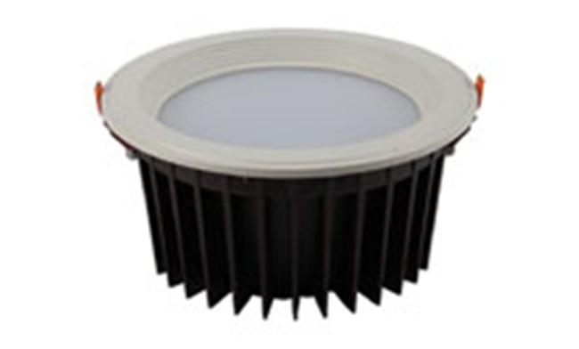 LED  8寸24W 贴片防眩防雾筒灯 开孔220mm黄光/白光/中性光
