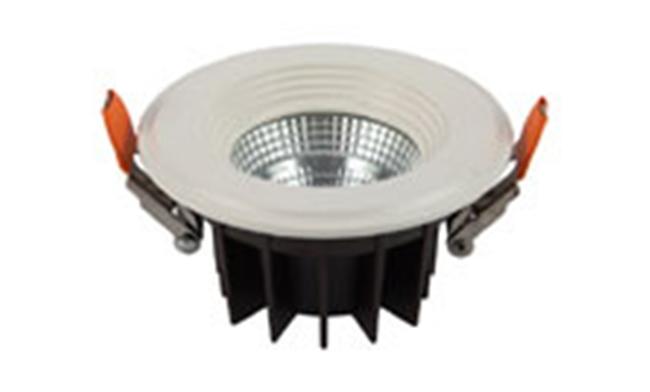 LED 3寸9W cob筒灯开孔 95mm 黄光/白光/中性光