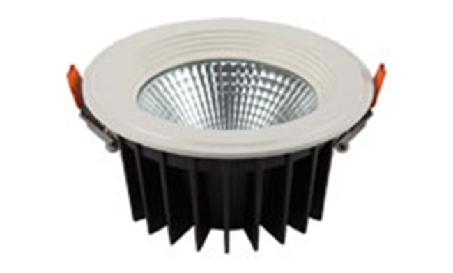LED 6寸 20W  COB筒灯开孔170mm  黄光/白光/中性光