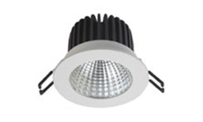 LED 2.5寸9W COB筒灯 开孔90mm 黄光/白光/中性光