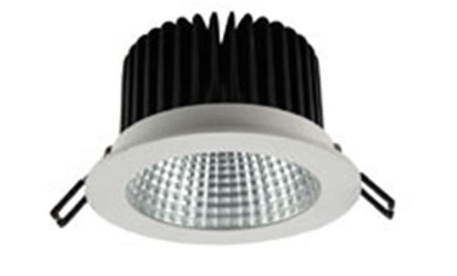 LED 4寸 15W cob筒灯开孔120mm黄光/白光/中性光
