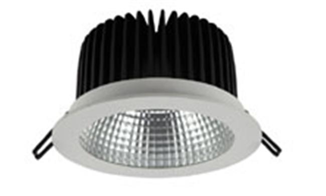 LED 6寸24W cob筒灯开孔170mm 黄光/白光/中性光