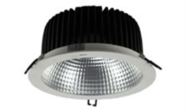 LED 8寸 30W  COB筒灯开孔200mm 黄光/白光/中性光