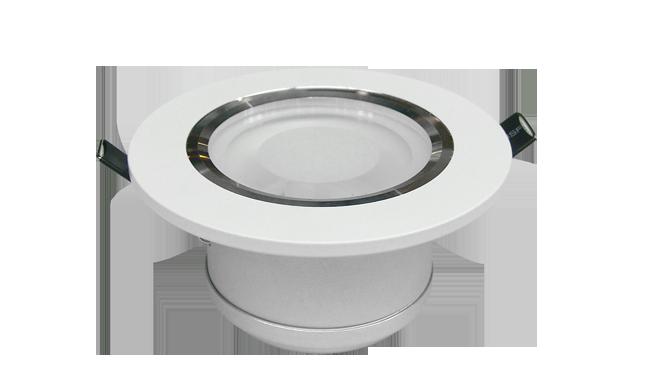 LED 2.5寸3W COB筒灯开孔80mm 黄光/白光/中性光