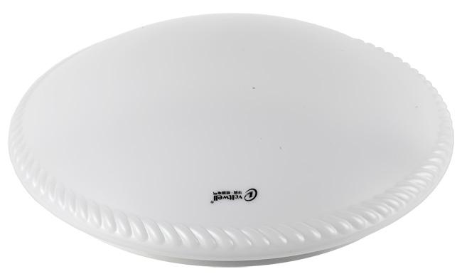 LED 21W 草帽卧吸顶灯 尺寸Φ350x100mm 3000K/6400K