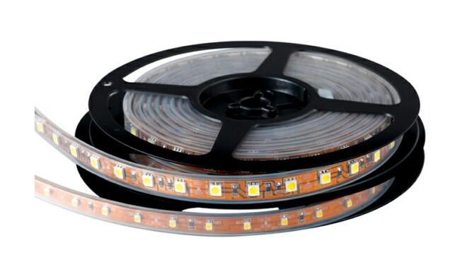 华辉照明 LED防尘软灯带 尺寸10mm 12mm LED灯带生产厂家