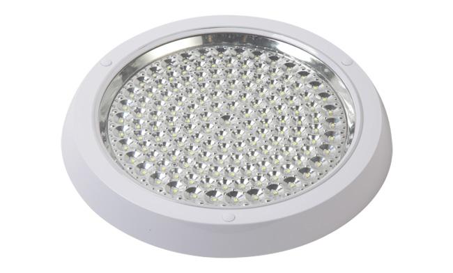 LED 8W 明装圆形厨卫灯 3000K/6400K