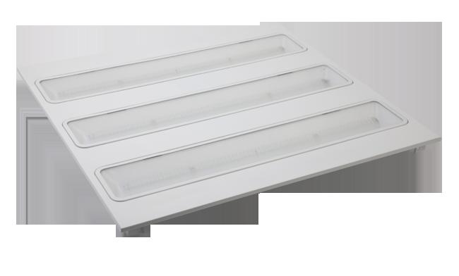 36W  LED一体化灯盘 600x600mm 白光中性光黄光 嵌入式
