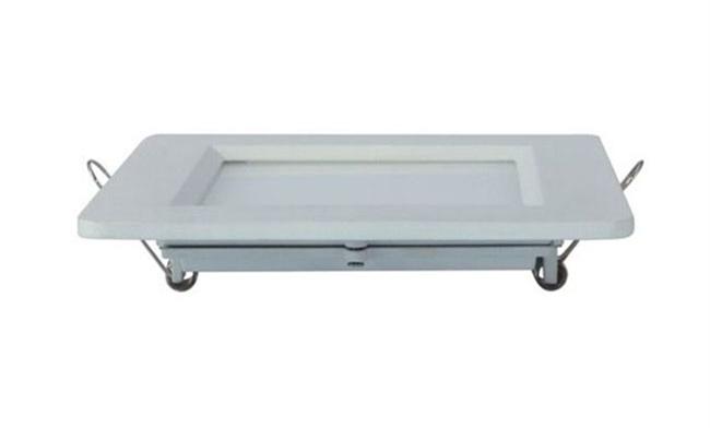 12W 方形压铸 LED面板灯 开孔140x140mm 白光中性光黄光