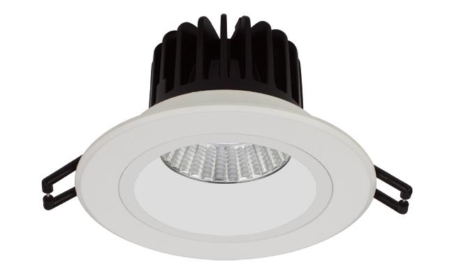 LED 5W COB深孔嵌灯 开孔85mm  黄光/白光/中性光