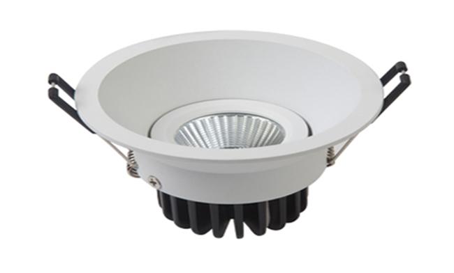 LED 7W COB深孔嵌灯 开孔93mm  黄光/白光/中性光