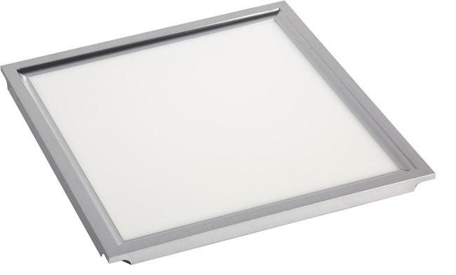 集成吊顶LED面板灯 40W 600x600mm 白光中性光黄光