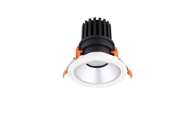 LED 9W COB洗墙筒灯开孔尺寸97mm