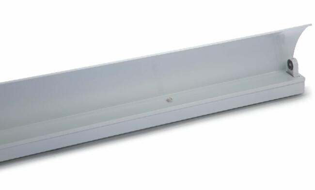 T8 20W 电感/电子 黑板灯单罩支架620X53X150mm