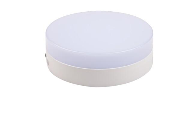 面板灯 18W圆形明装LED面板灯 18W  白光6000k