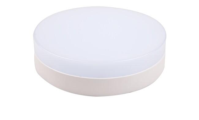 面板灯 24W圆形明装LED面板灯 白光6000k