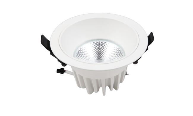 LED 4寸15W喇叭状筒灯 开孔¢120mm 黄光/白光/中性光