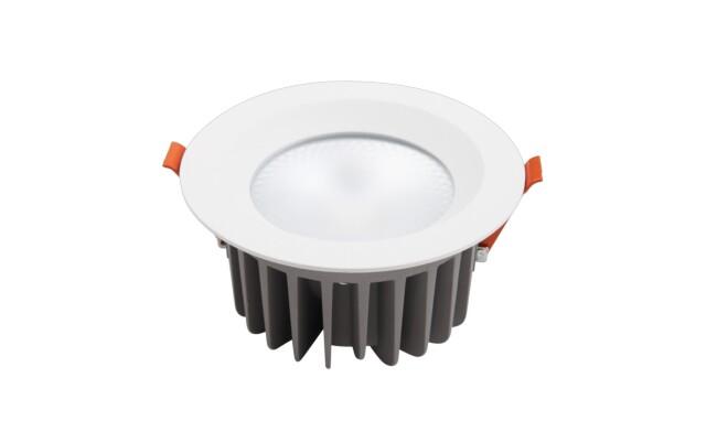 LED 4寸防水COB筒灯 15W 开孔¢110mm 黄光/白光/中性光