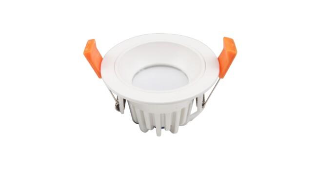 LED 2.5寸5W防眩光筒灯 开孔¢75mm 黄光/白光/中性光