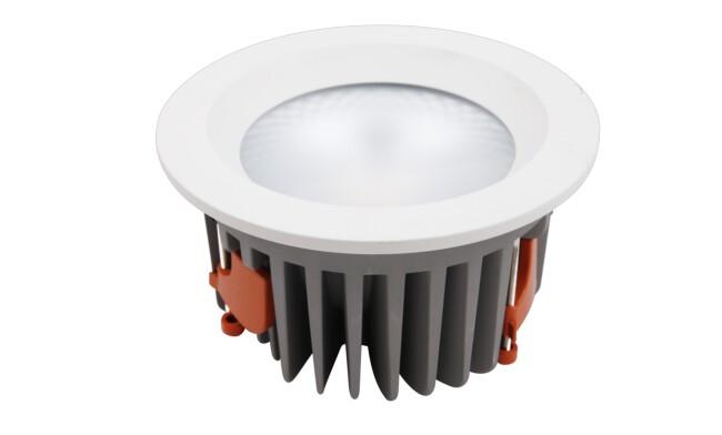 LED 8寸防水COB筒灯 40W 开孔¢200mm 黄光/白光/中性光