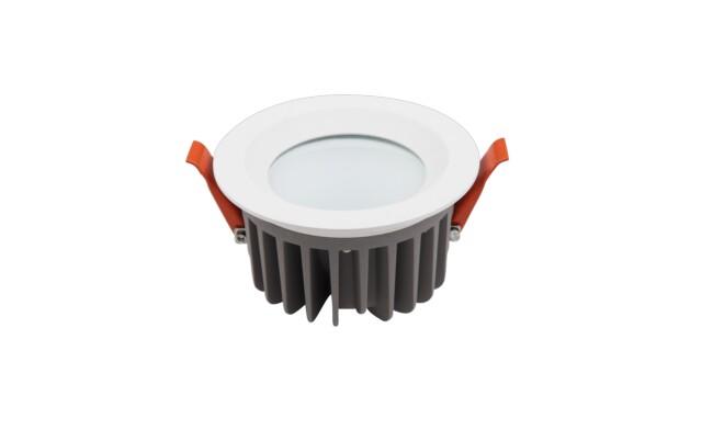 LED 3寸10W防水筒灯 开孔¢95mm 黄光/白光/中性光