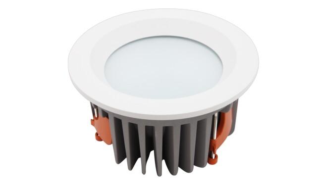 LED 8寸40W防水筒灯 开孔¢200mm 黄光/白光/中性光