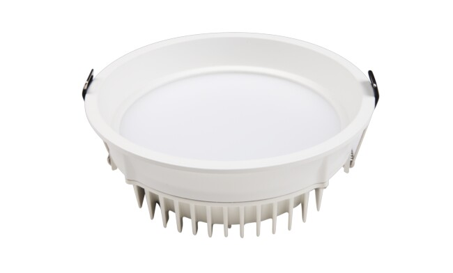 LED 6寸15W圆形筒灯 开孔¢170mm 黄光/白光/中性光