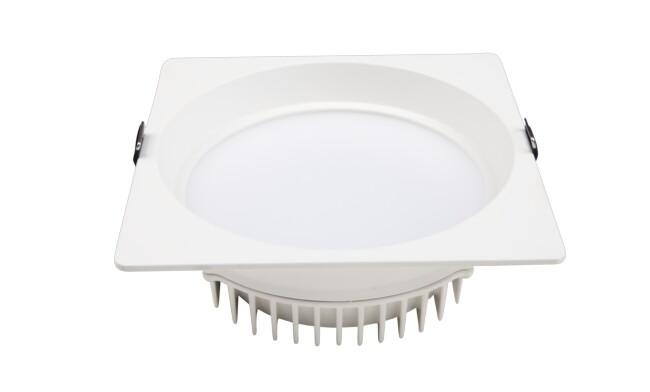 LED 6寸15W方形筒灯 开孔¢170mm 黄光/白光/中性光
