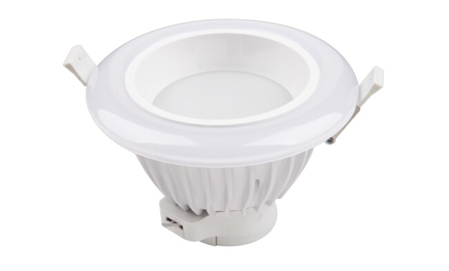 LED 5寸12W光韵筒灯 开孔¢150mm 可分段控制色温