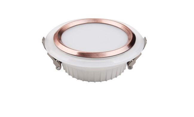 LED 9W圆形筒灯 开孔¢80mm 黄光白光中性光
