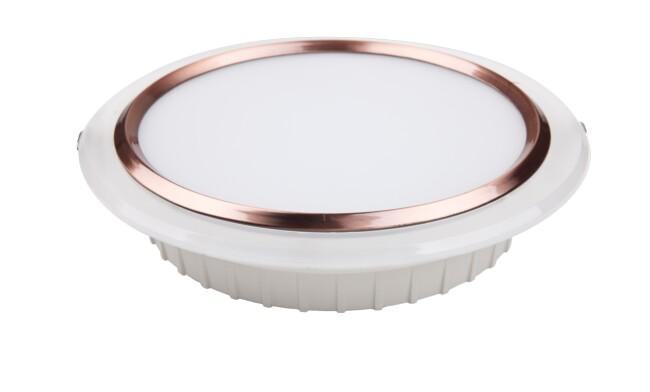 LED 30W圆形筒灯 开孔¢215mm 黄光白光中性光