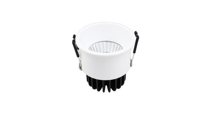 7W LED深孔嵌灯 开孔¢70mm 黄光白光中性光